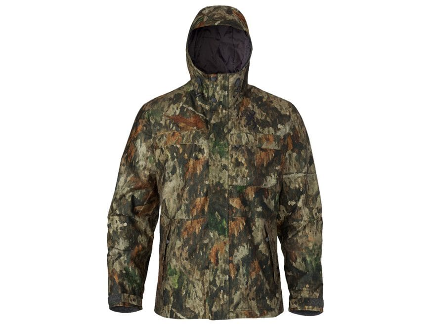 Browning Men's Hell's Canyon Speed ETA-FM Gore-Tex Waterproof Jacket Nylon