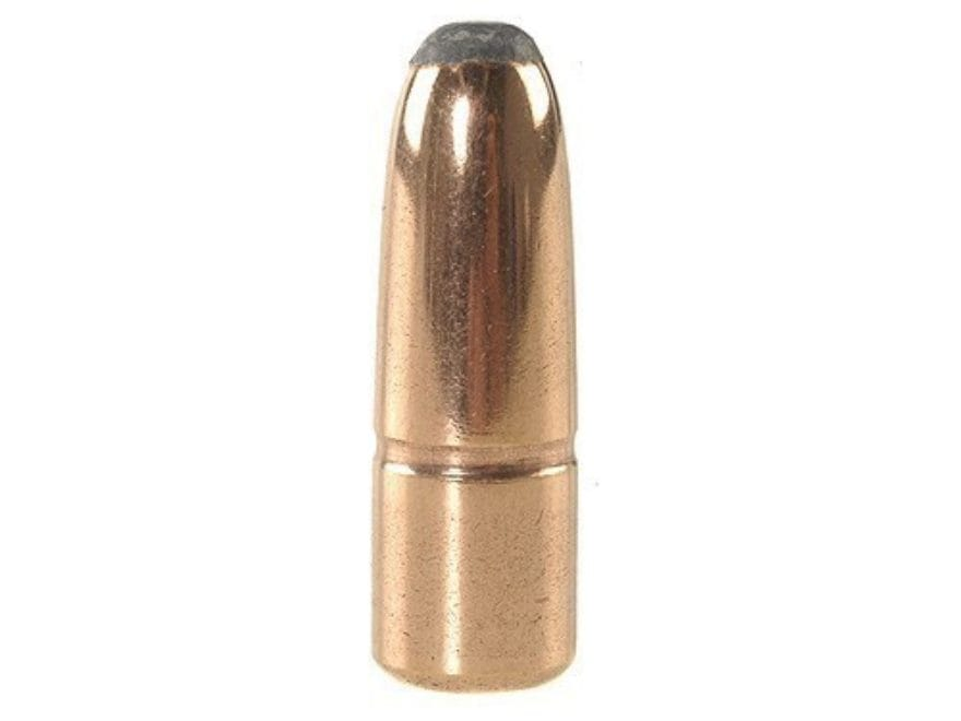 Woodleigh Bullets 35 Caliber (358 Diameter) 250 Grain Weldcore Round Nose Soft Point Bo...