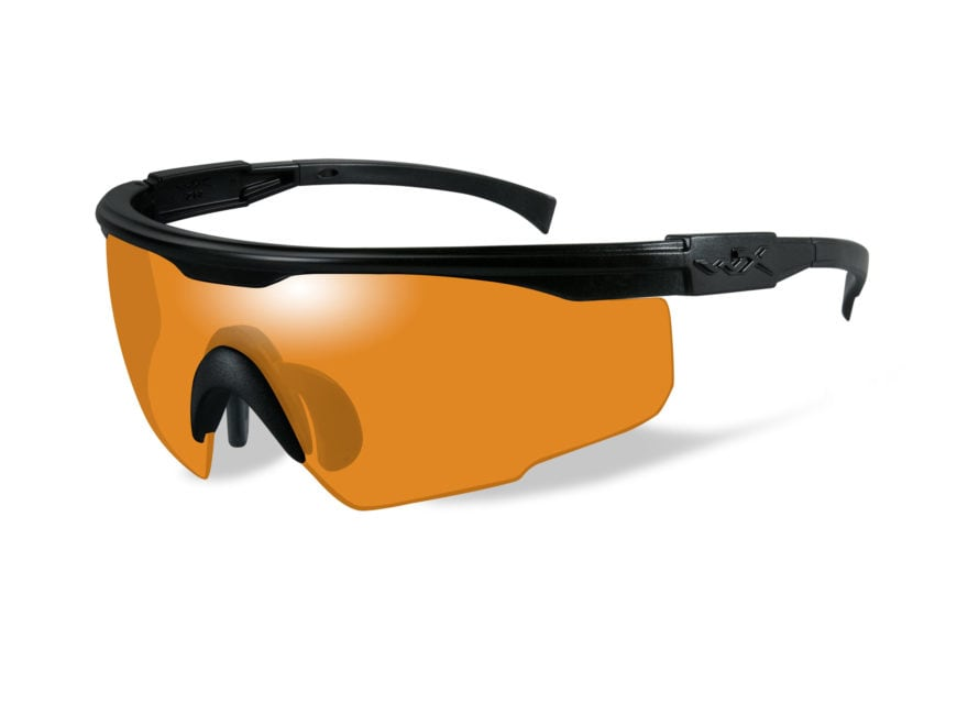 b172747dadd Wiley X PT-1 Shooting Glasses Matte Black Frame Clear - MPN  PT-1C