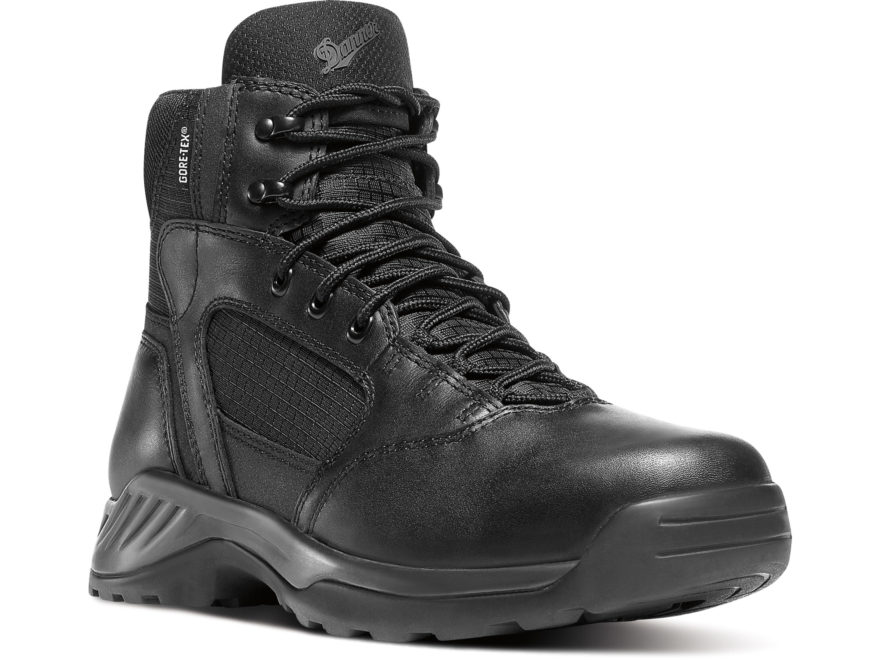 "Danner Kinetic 6"" Waterproof GORE-TEX Tactical Boots Leather Men's"