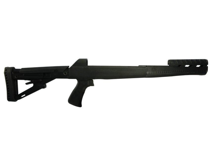 Archangel OPFOR Pistol Grip Conversion Adjustable Stock SKS Polymer Black