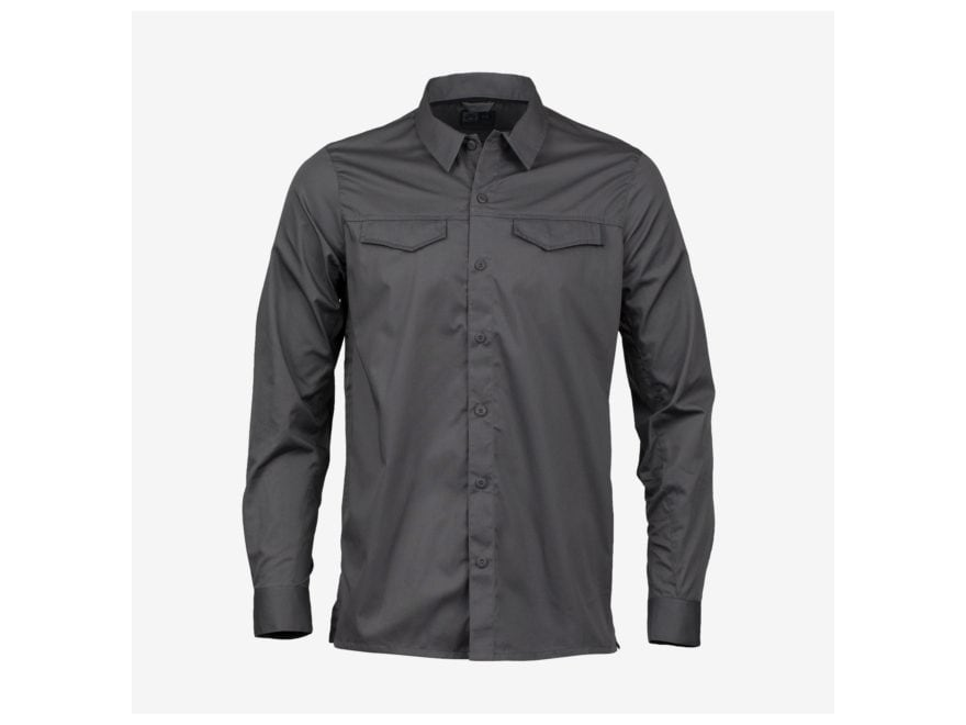 Magpul Men's Work Button-Up Shirt Long Sleeve Polyester