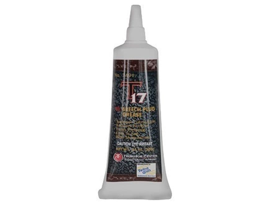 Thompson Center T-17 Breech Plug Grease Lubricant Tube .5 oz