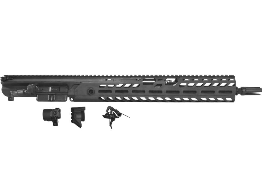 Sig Sauer MCX Conversion AR-15 Upper Receiver Assembly Tapered Lug M-LOK Handguard Black