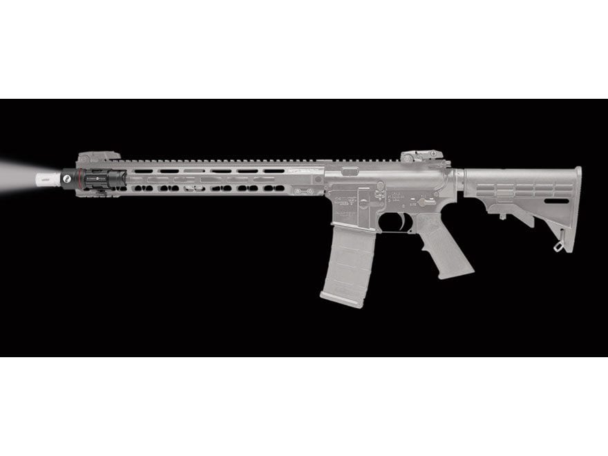 Crimson Trace CWL 101 Weapon Light LED with Remote Switch with 1 CR123A Battery Aluminu...