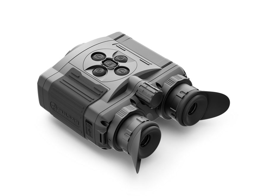 Pulsar Accolade XQ38 Thermal Binocular 3.1-12.4x 32mm 384x288 Matte