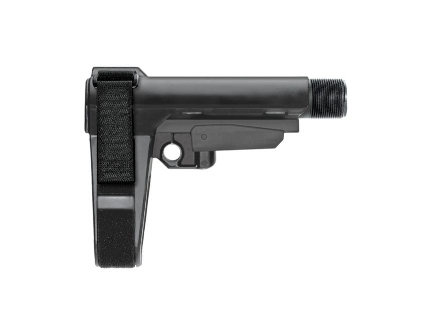 SB Tactical SBA3 Pistol Stabilizing Brace Collapsible AR-15