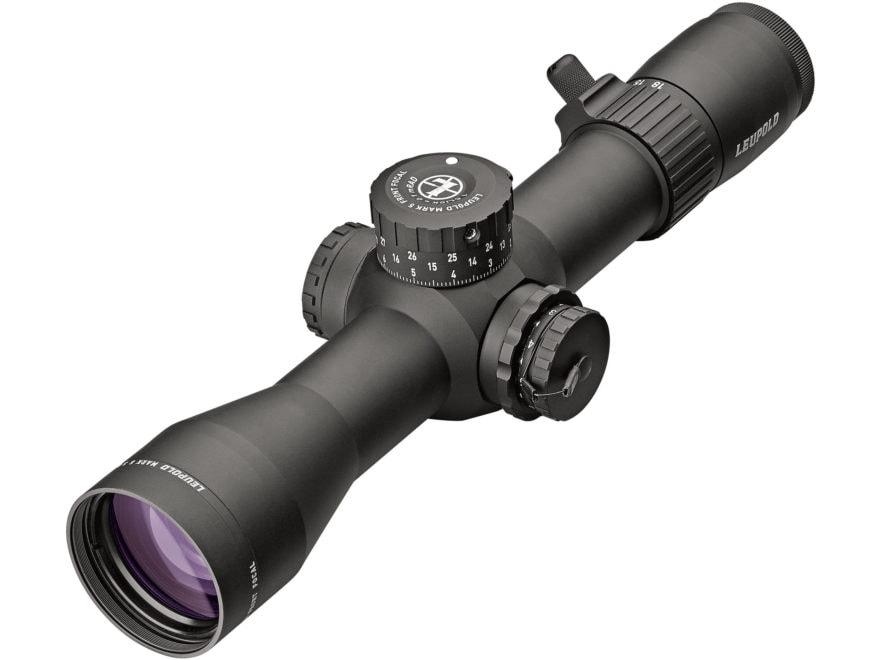Leupold Mark 5 M5C3 Rifle Scope 35mm Tube 3.6-18x 44mm Zero Stop 1/10 Mil Adjustments F...