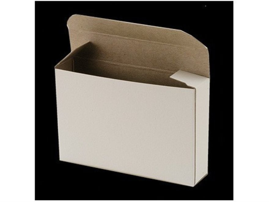 "Ballistic Products ""Factory Style"" Shotshell Box 10 Gauge 3-1/2"" 25-Round White Package..."