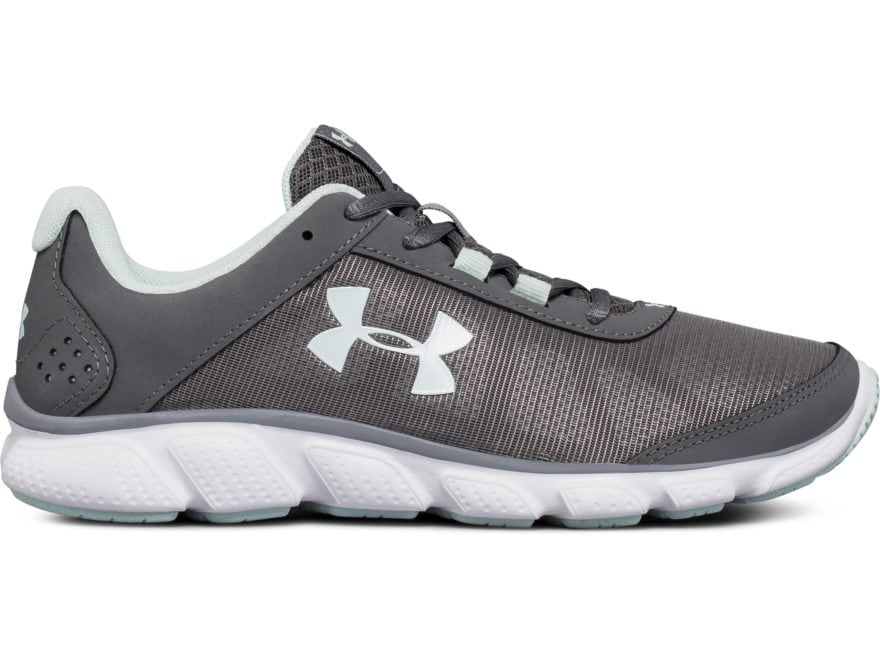 "Under Armour UA Micro G Assert 7 4"" Hiking Shoes Synthetic Women's"