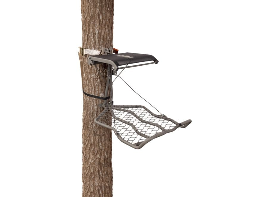 Summit Back Country Hang On Treestand Steel
