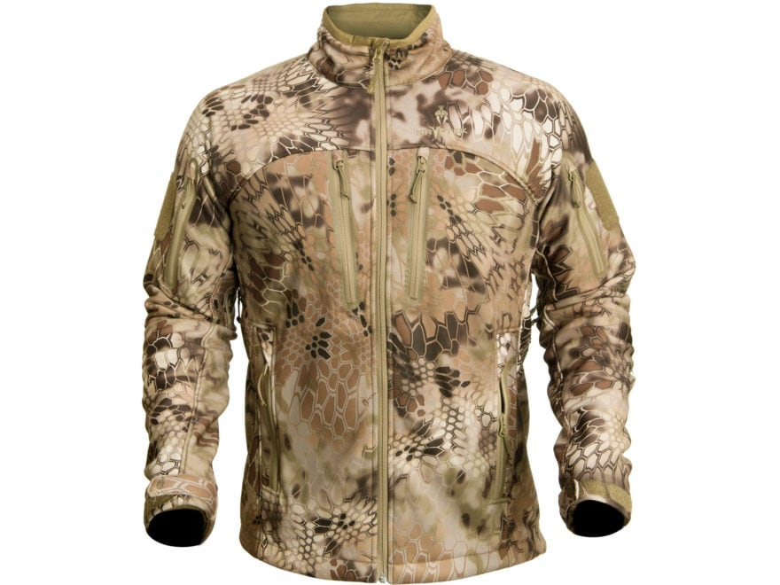 Kryptek Men's Cadog Softshell Windproof Jacket Polyester