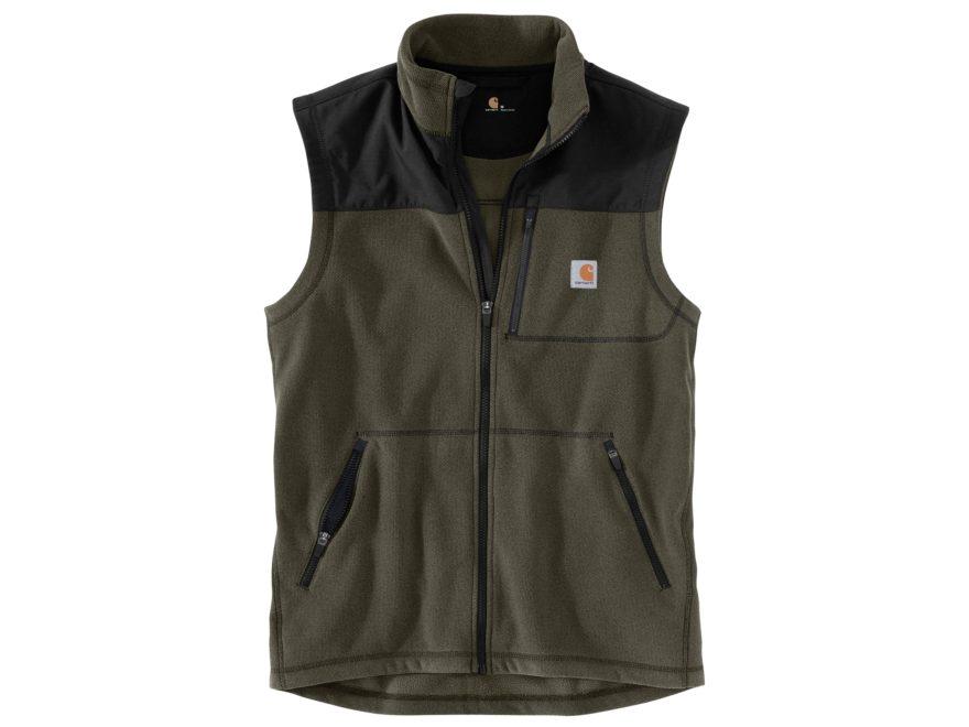 Carhartt Men's Fallon Fleece Vest Polyester