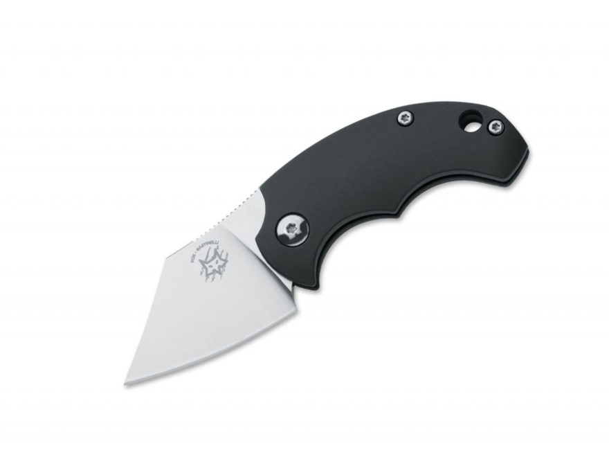 "Fox Knives BB Drago Folding Knife 1.8"" Wharncliffe N690Co Stainless Steel Blade"