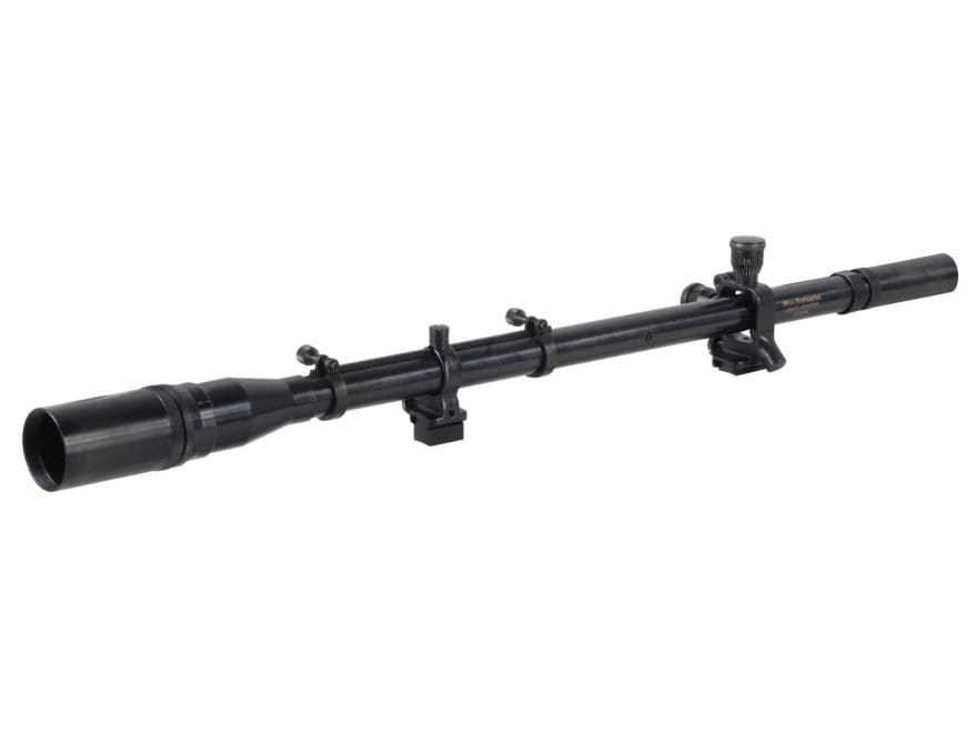 "Leatherwood Hi-Lux William Malcolm USMC Sniper Rifle Scope 3/4"" Tube 8x 31mm 23"" Long F..."