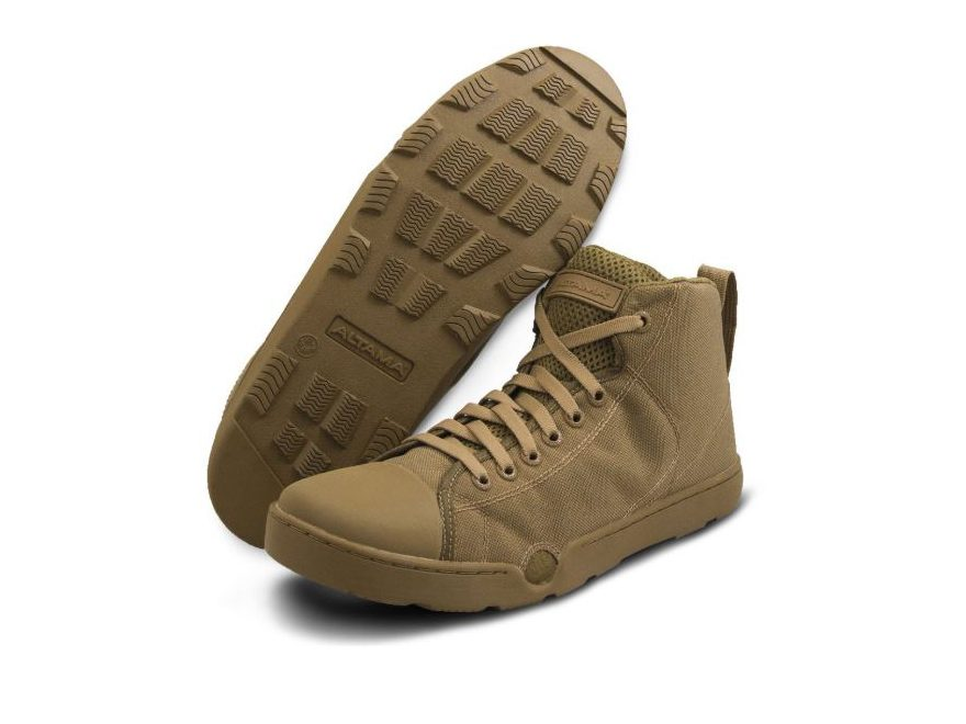 Altama OTB Maritime Assault Mid Shoes Cordura Men's