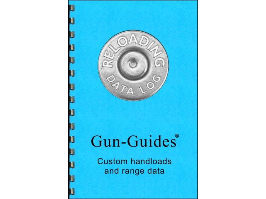 Gun Guides Reloading Data Log