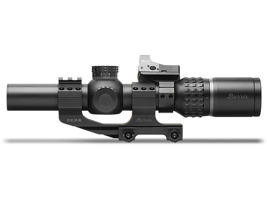 Burris Xtreme Tactical XTR II Rifle Scope 34mm Tube 1.5-8x 28mm 1/10 Mil Adjustments Qu...