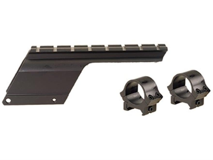 "B-Square Shotgun Saddle Mount with 1"" Rings Remington 870 Express 20 Gauge LT Matte"