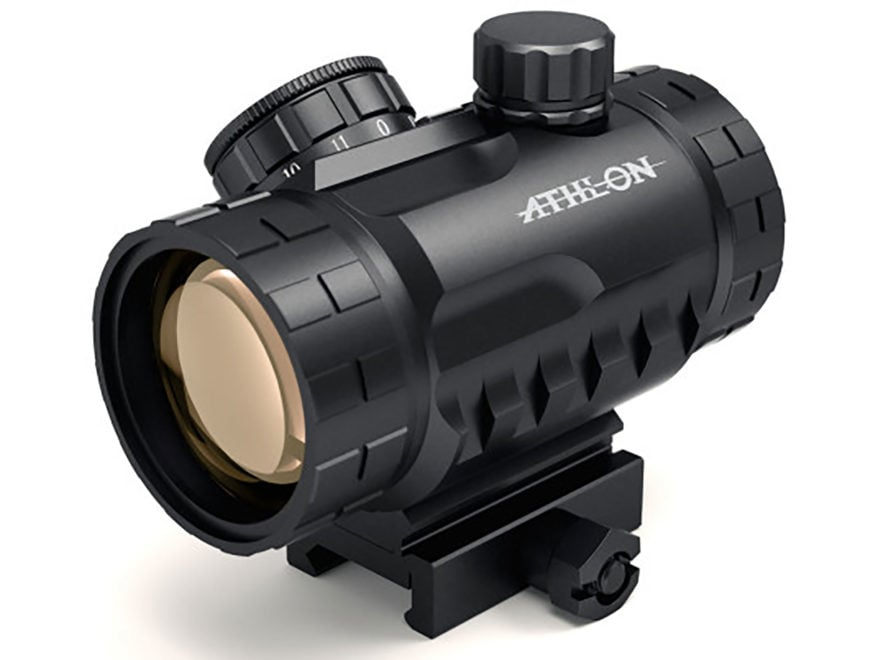 Athlon Optics Midas BTR RD13 Red Dot Sight 1x 36mm ARD13 Reticle with Picatinny-Style M...