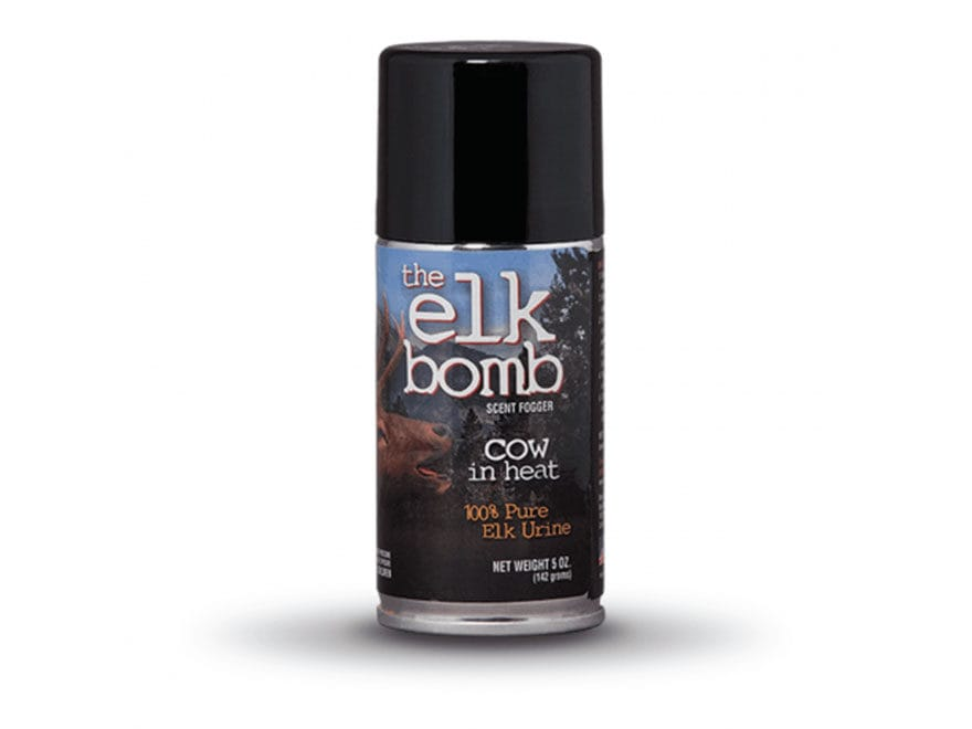 Hunter's Specialties Elk Bomb Cow in Heat Elk Scent 5 oz Aerosol