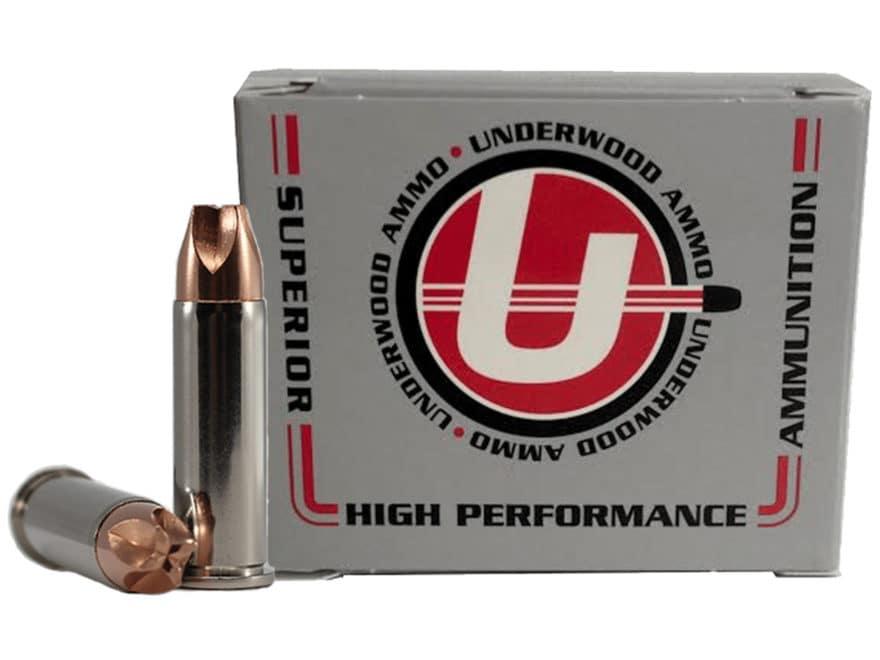 Underwood Xtreme Defender Ammunition 38 Special +P 100 Grain Lehigh Xtreme Defense Lead...