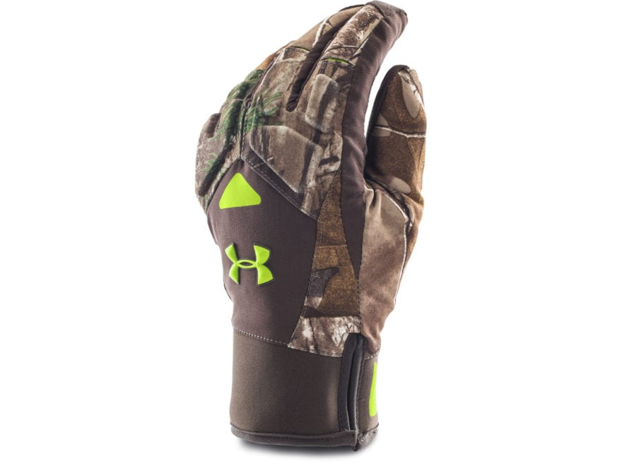 9b2425e4c1c06 Under Armour Men's Infrared Scent Control 2.0 Primer Gloves Polyester