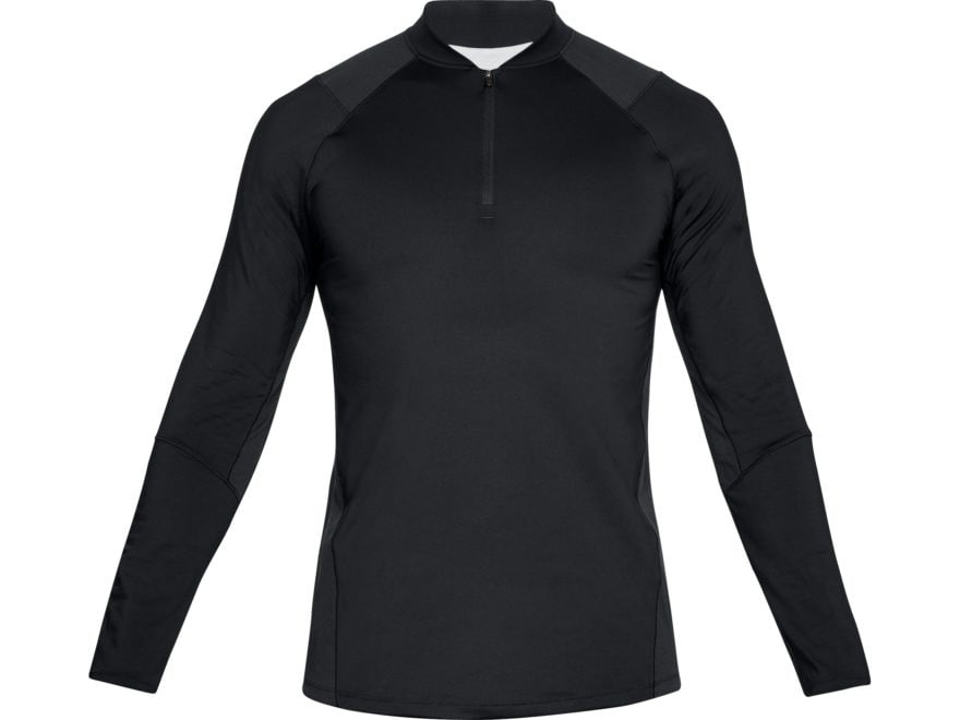 Under Armour Men's UA MK1 1/4 Zip Long Sleeve Shirt Polyester/Elastane