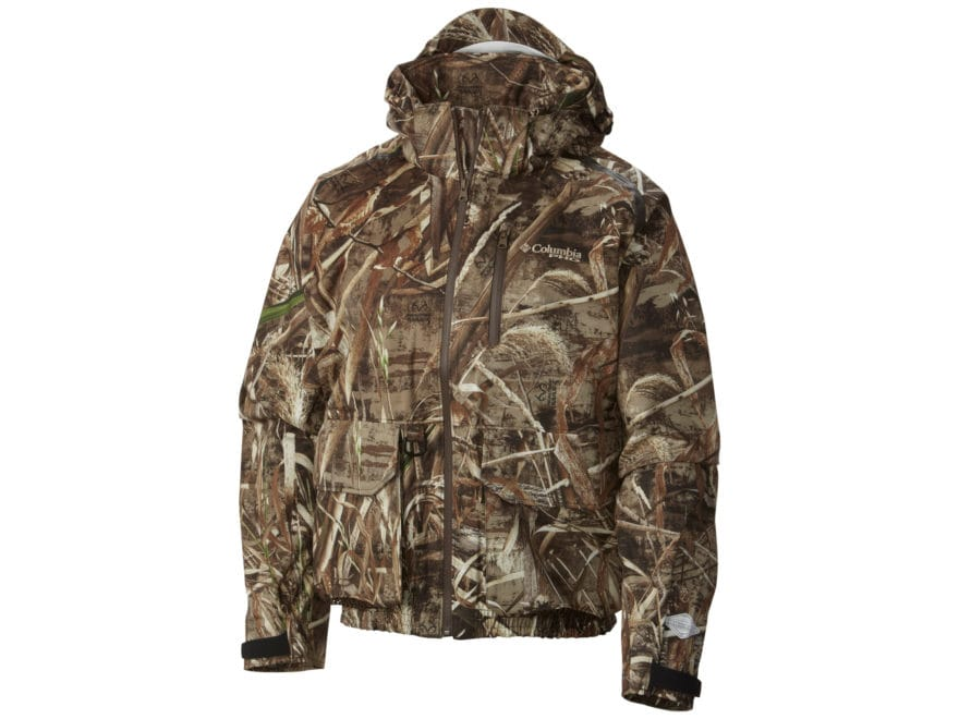 Columbia Men's Widgeon Wader Shell Jacket Polyester