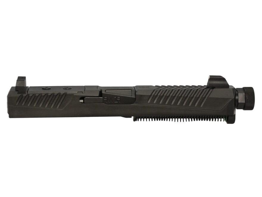 Voodoo Innovations Lightened Slide Rmr Cut Glock 17 Mpn Fgav 41006