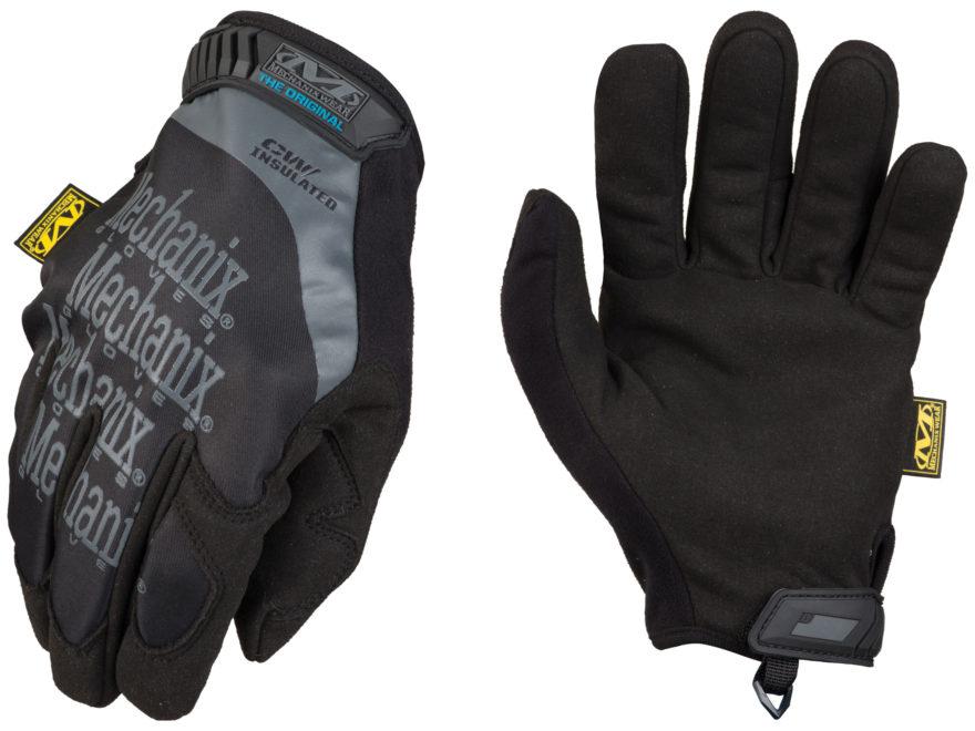 Mechanix Wear Original Insulated Gloves Synthetic Blend Black