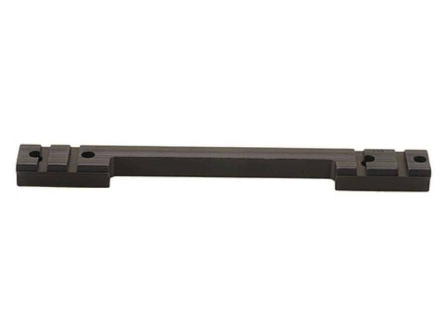 Ironsighter 1-Piece Weaver-Style Scope Base Savage 110 Through 116 Round Rear, Axis Lon...
