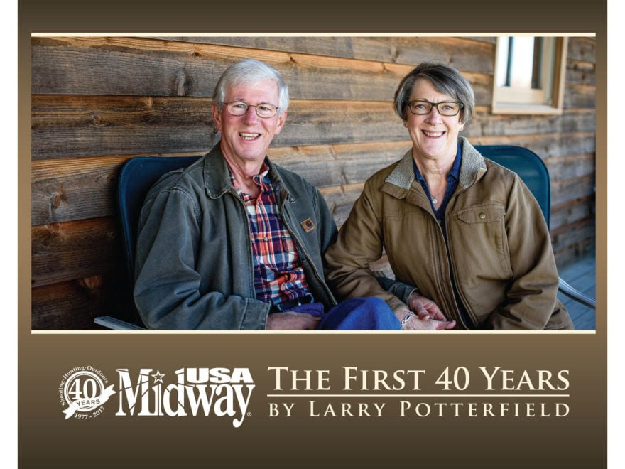 MidwayUSA The First 40 Years Book by Larry Potterfield