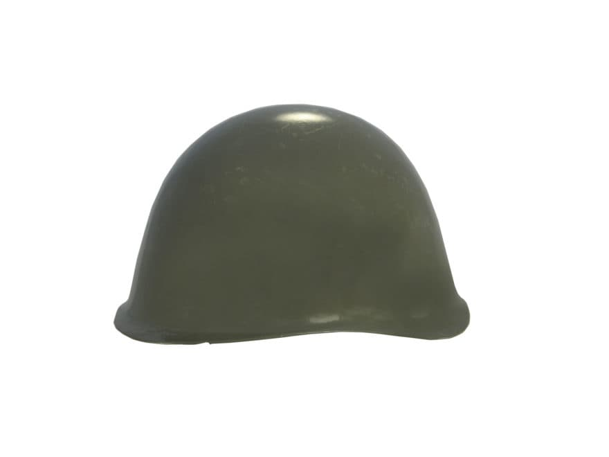 3162b42eb77d8 Military Surplus Hungarian Steel Helmet Grade 2 Olive Drab
