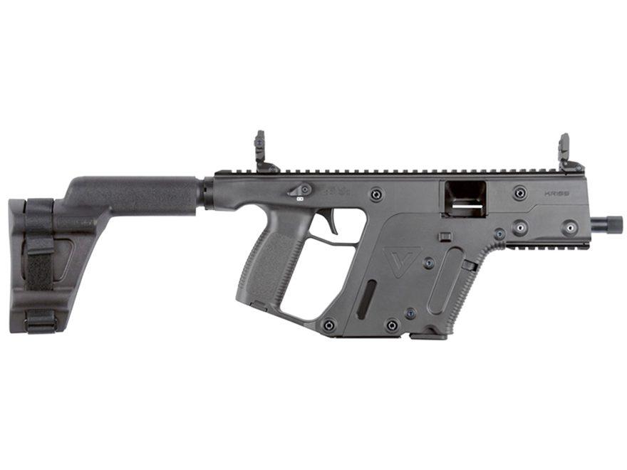 "Kriss Vector SDP G2 Pistol 5.5"" Barrel Threaded with Stabilizing Brace Polymer"