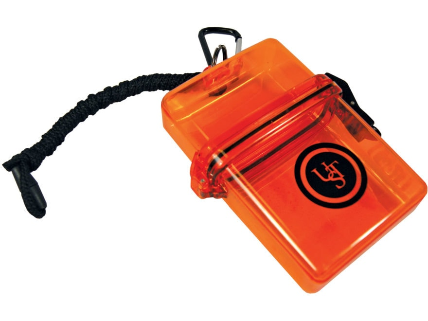 UST Watertight Gear Case 1.0 Polymer Orange