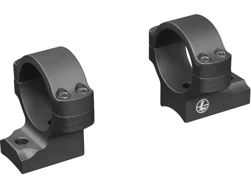 Leupold 2-Piece Backcountry Scope Mounts Integral Rings Browning X-Bolt Matte