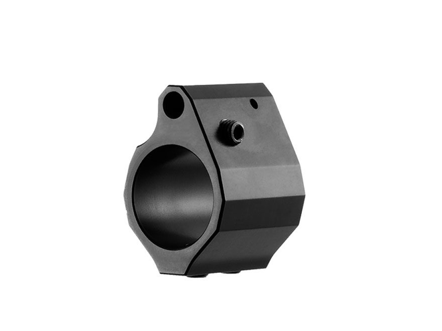 "Seekins Precision Ajustable Gas Block AR-15, LR-308 .750"" Steel"