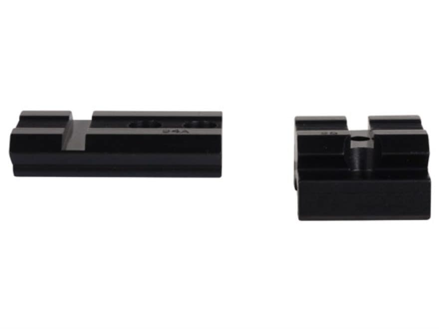 Redfield 2-Piece Top Mount Weaver-Style Scope Base Winchester 94 with Angle Eject Matte