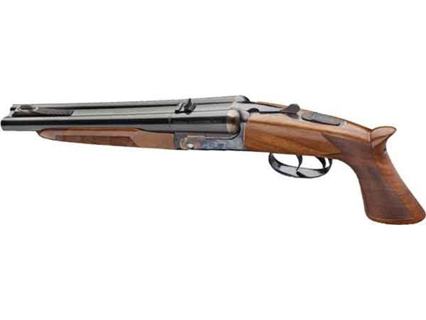 """Pedersoli Howdah Break Open Pistol 45 Colt (Long Colt)/410 Bore 10.25"""" Barrel Color Cas..."""
