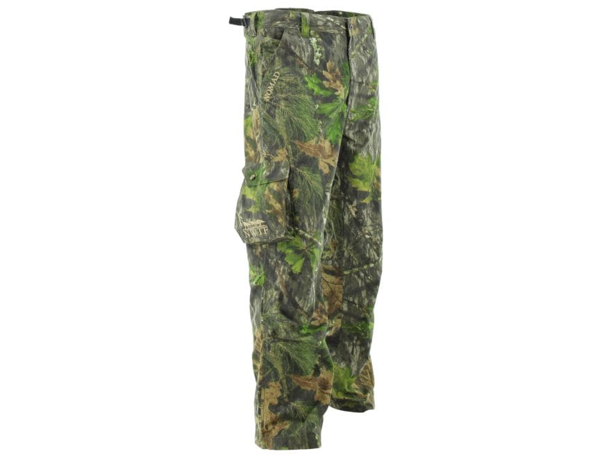 Nomad Men's NWTF Turkey Hunting Pants Polyester/Cotton