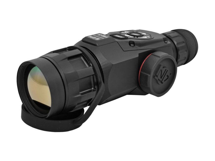 ATN OTS HD Thermal Monocular 4.5-18x 50mm 384x288 with HD Video Recording, Wi-Fi, GPS, ...
