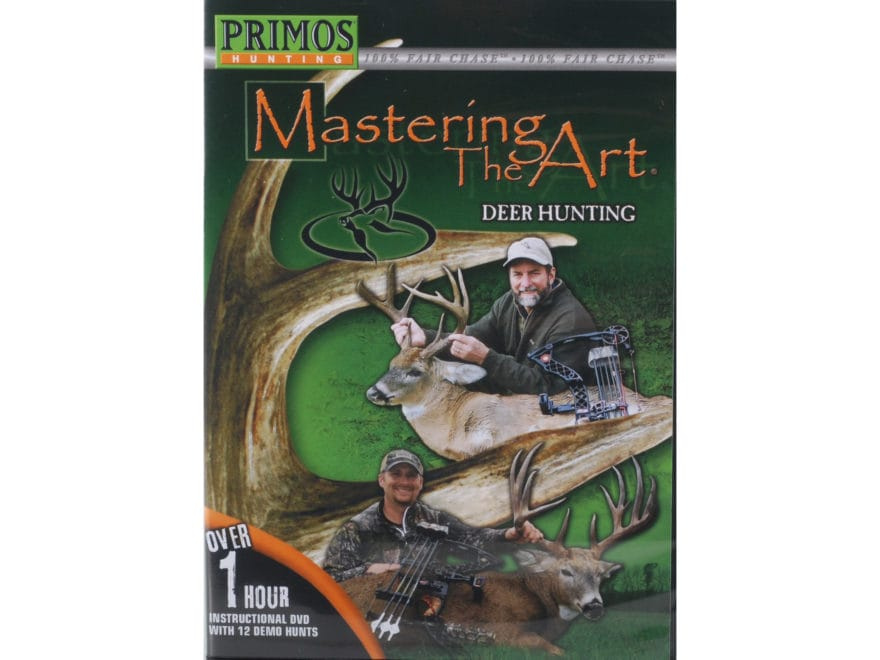 "Primos ""Mastering the Art, Deer"" Instructional DVD"