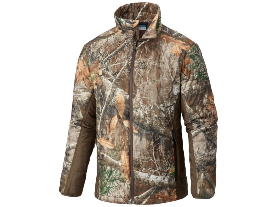 Columbia Men's PHG Trophy Rack Down Insulated Jacket Polyester