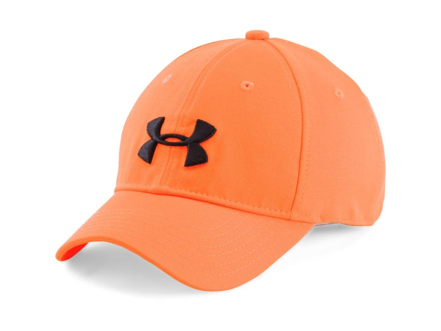 Under Armour Youth UA Camo 2.0 Cap Blaze Orange - UPC  190510590778 36f2dcd9357c