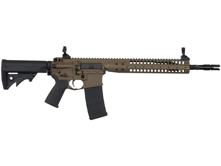 LWRC IC-SPR Rifle 5.56x45mm NATO 30-Round