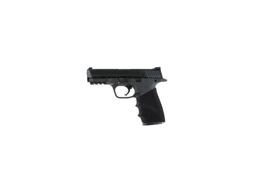 Hogue Handall Slip-On Grip Sleeve S&W M&P 9mm Luger, 357 Sig, 40 S&W Full Size Pistols ...