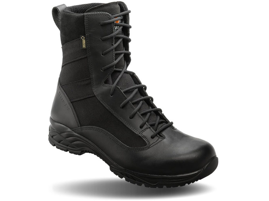 "Crispi Sniper GTX 10"" Tactical Boots Leather Men's"