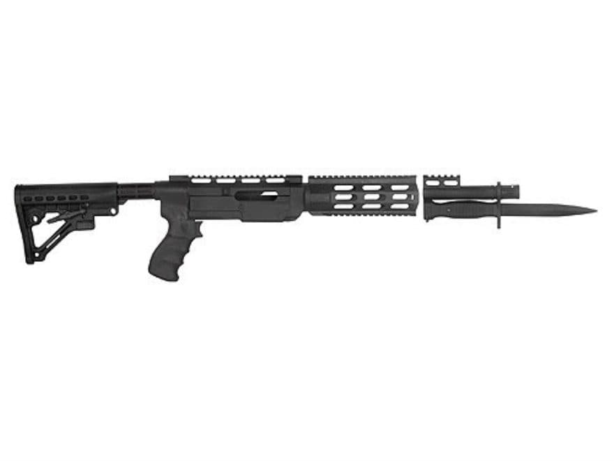 Archangel 5.56 Adjustable Rifle Stock System Ruger 10/22 Synthetic