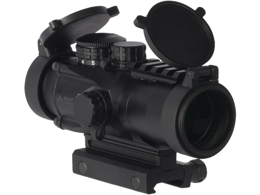 Primary Arms Gen II 3x Compact Prism Sight with Illuminated Reticle